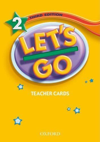 Let's Go: Third Edition - Level 2 | Teacher's Cards (204)