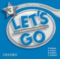 Let's Go: Third Edition - Level 3 | Audio CD (3)