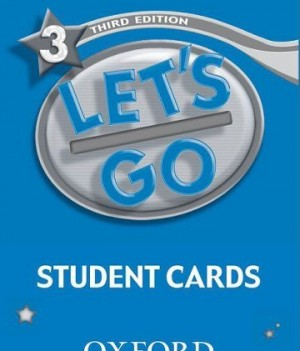 Let's Go: Third Edition - Level 3 | Student Cards (171)