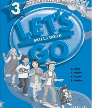 Let's Go: Third Edition - Level 3 | Skills Book with Audio CD