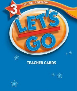 Let's Go: Third Edition - Level 3 | Teacher's Cards (171)