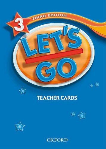 Let's Go: Third Edition - Level 3 | Teacher's Cards (171)
