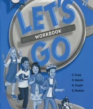 Let's Go: Third Edition - Level 3 | Workbook