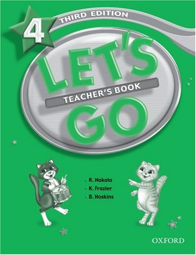 Let's Go: Third Edition - Level 4 | Teacher's Book
