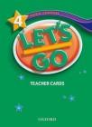 Let's Go: Third Edition - Level 4 | Teacher's Cards (177)