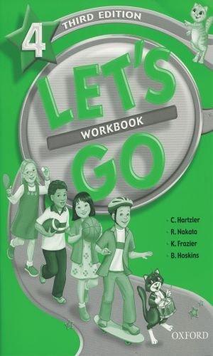 Let's Go: Third Edition - Level 4 | Workbook