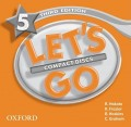 Let's Go: Third Edition - Level 5 | Audio CD (3)