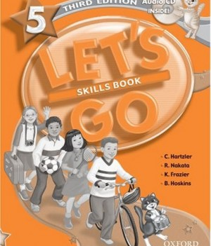Let's Go: Third Edition - Level 5 | Skills Book with Audio CD