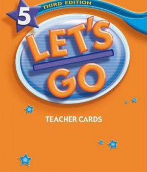 Let's Go: Third Edition - Level 5 | Teacher's Cards (121)