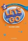 Let's Go: Third Edition - Level 5 | Teacher's Cards (121)