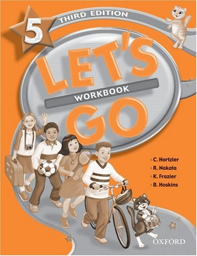 Let's Go: Third Edition - Level 5 | Workbook
