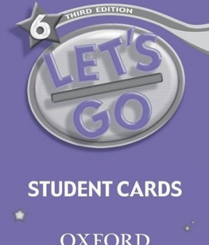 Let's Go: Third Edition - Level 6 | Student Cards (135)