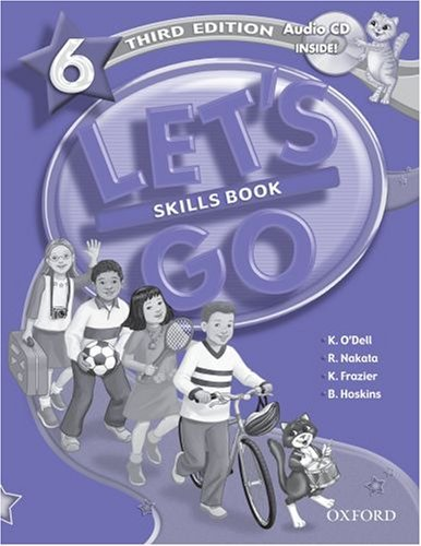 Let's Go: Third Edition - Level 6 | Skills Book with Audio CD