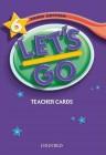 Let's Go: Third Edition - Level 6 | Teacher's Cards (135)