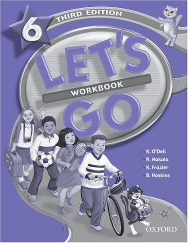 Let's Go: Third Edition - Level 6 | Workbook