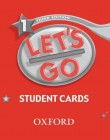 Let's Go: Third Edition - Level 1 | Student Cards (287)