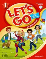 Let's Go: Fourth Edition - Level 1 | Student Book with Audio CD Pack
