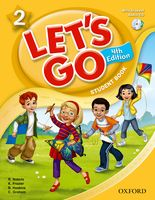 Let's Go: Fourth Edition - Level 2 | Student Book with Audio CD Pack