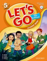 Let's Go: Fourth Edition - Level 5 | Student Book with Audio CD Pack