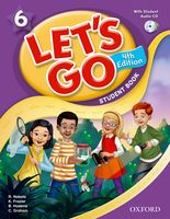 Let's Go: Fourth Edition - Level 6 | Student Book with Audio CD Pack