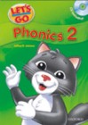Let's Go Phonics | Phonics Book 2 with Audio CD