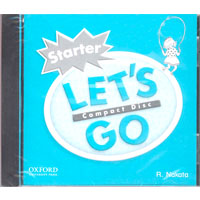 Let's Go Starter | CD