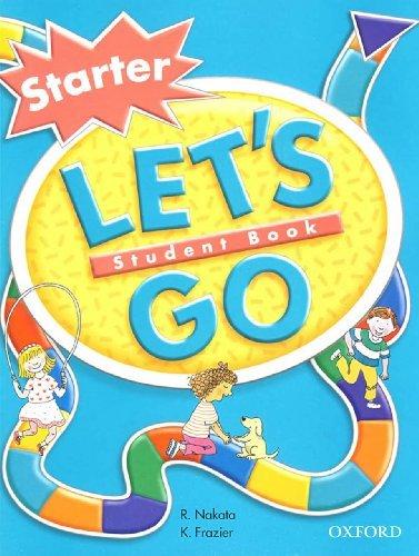 Let's Go Starter | Student Book