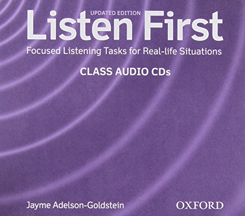 Listen First: Updated Edition | Class CD (1)