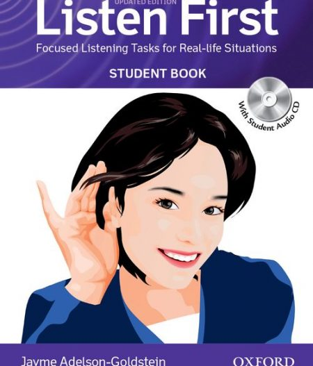 Listen First: Updated Edition | Student Book Pack