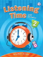 Listening Time 2 | Student Book with MP3 CD