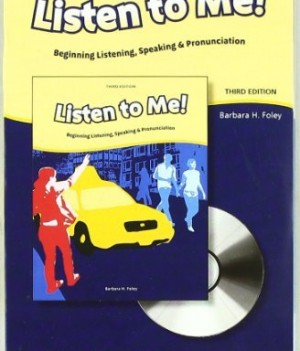 Listen to Me! 3/e | Audio CDs