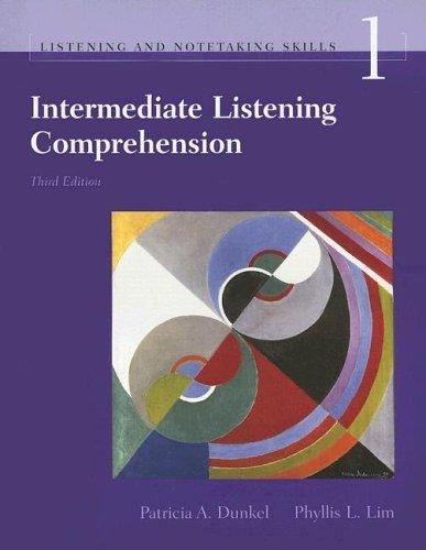 Intermediate Listening Comprehension | Video (DVD)