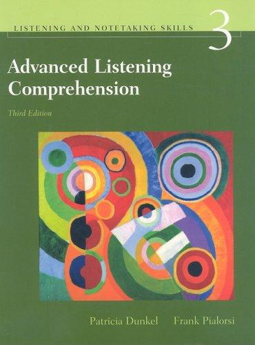 Advanced Listening Comprehension | e-Book