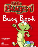 Little Bugs 1  | Busy Book