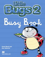 Little Bugs 2  | Busy Book