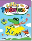 Little Phonics 2 | Student Book with CD