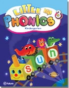 Little Phonics 3 | Student Book with CD