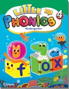 Little Phonics 4 | Student Book with CD