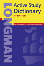 Longman Active Study Dictionary 5th Edition | Paper with CD-ROM