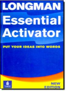 Longman Essential Activator n/e | Paperback with CD-ROM