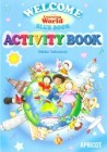 Welcome to Learning World Blue Book | Activitybook