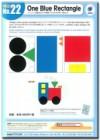 No. 22 One Blue Rectangle | Teacher's Aids
