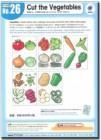 No. 26 Cut the Vegetables | Teacher's Aids