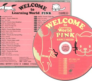 Welcome to Learning World Pink Book | Student CD