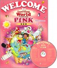 Welcome to Learning World Pink Book | Teacher's Book with CD