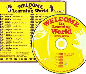 Welcome to Learning World Yellow Book | Student CD