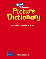 Longman Young Children's Picture Dictionary | Activity Resource Book