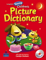 Longman Young Children's Picture Dictionary | Student Book with CD