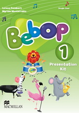 Bebop 1  | Teacher's Presentation Kit