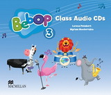 Bebop 3  | Class Audio CDs